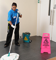 Cleaning Health and Safety Systems
